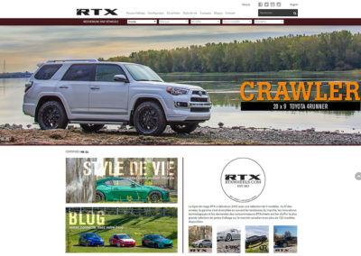 RTX Wheels – Site Prestashop