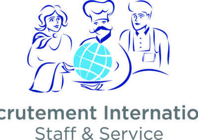 Recrutement international – Site Web et image