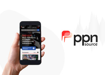 Application PPN Source – Agence de Presse